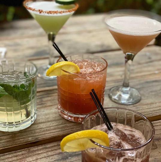 Classic & Signature Cocktails