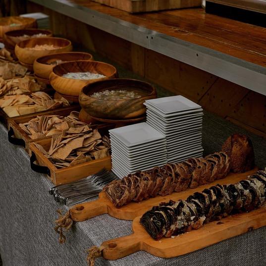 Bar Mitzvah buffet