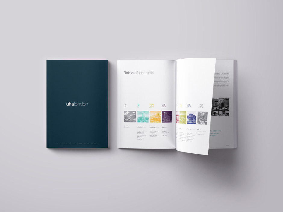 • UHA Projects Book