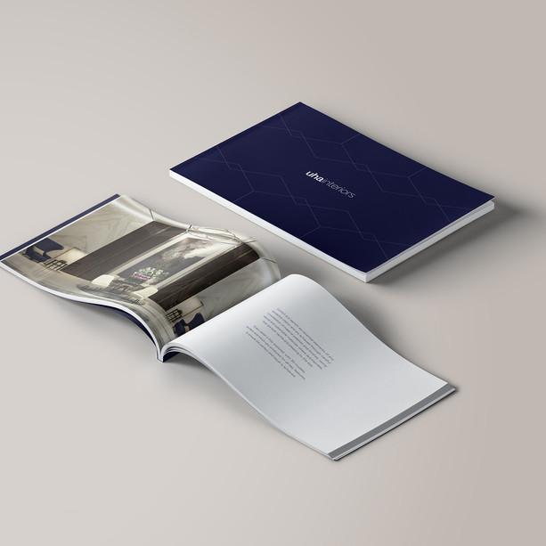 • UHA Interiors Book
