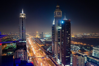 Sheik Zayed Rd - Dubai