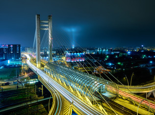 Basarab Bridge Bucharest