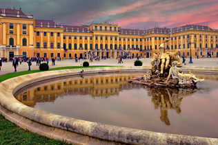 Schonbrun Palace - Vienna