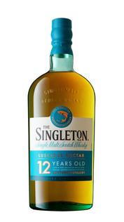 Singleton Whisky Bottle