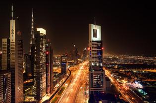 Sheik Zayed Rd. Dubai UAE
