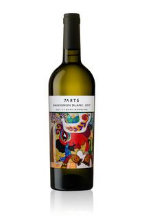 White Wine Bottle