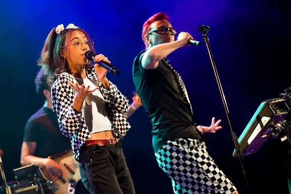 Lou-Marine Andrésy concert Fun