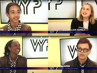 Invités VYP à la télé - 2e single
