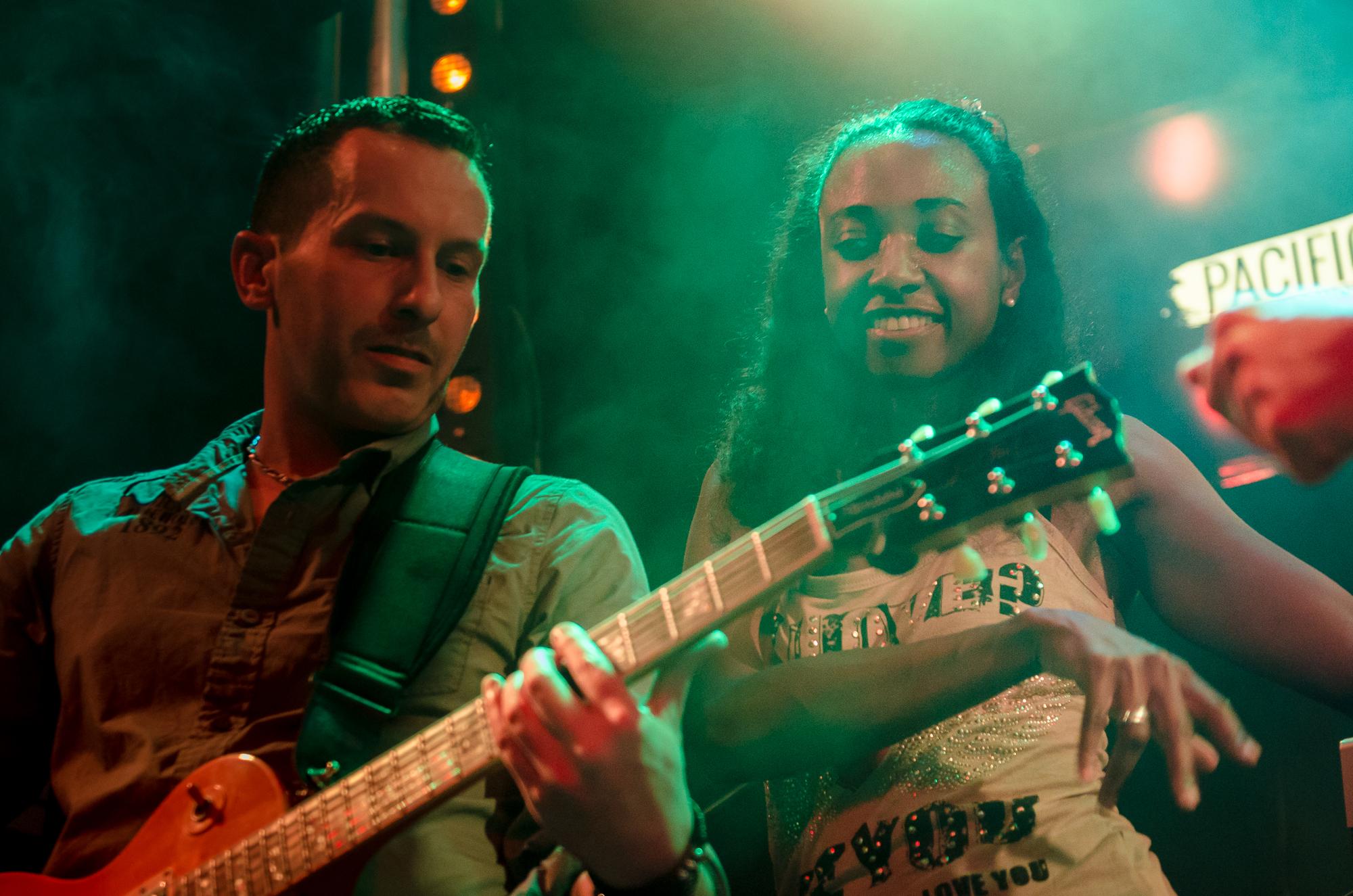 Live La Malice Pacific Rock 2014-18