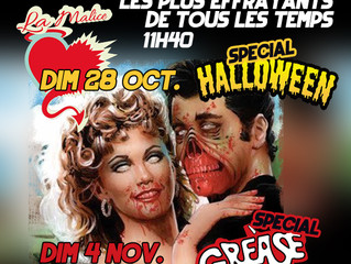 Halloween - Grease - Concerts - Radio