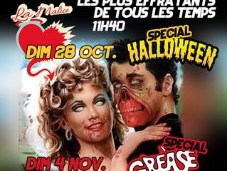 Halloween - Grease - Concerts - Radio