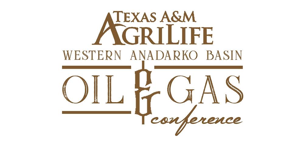Western Anadarko Basin Oil & Gas Conference