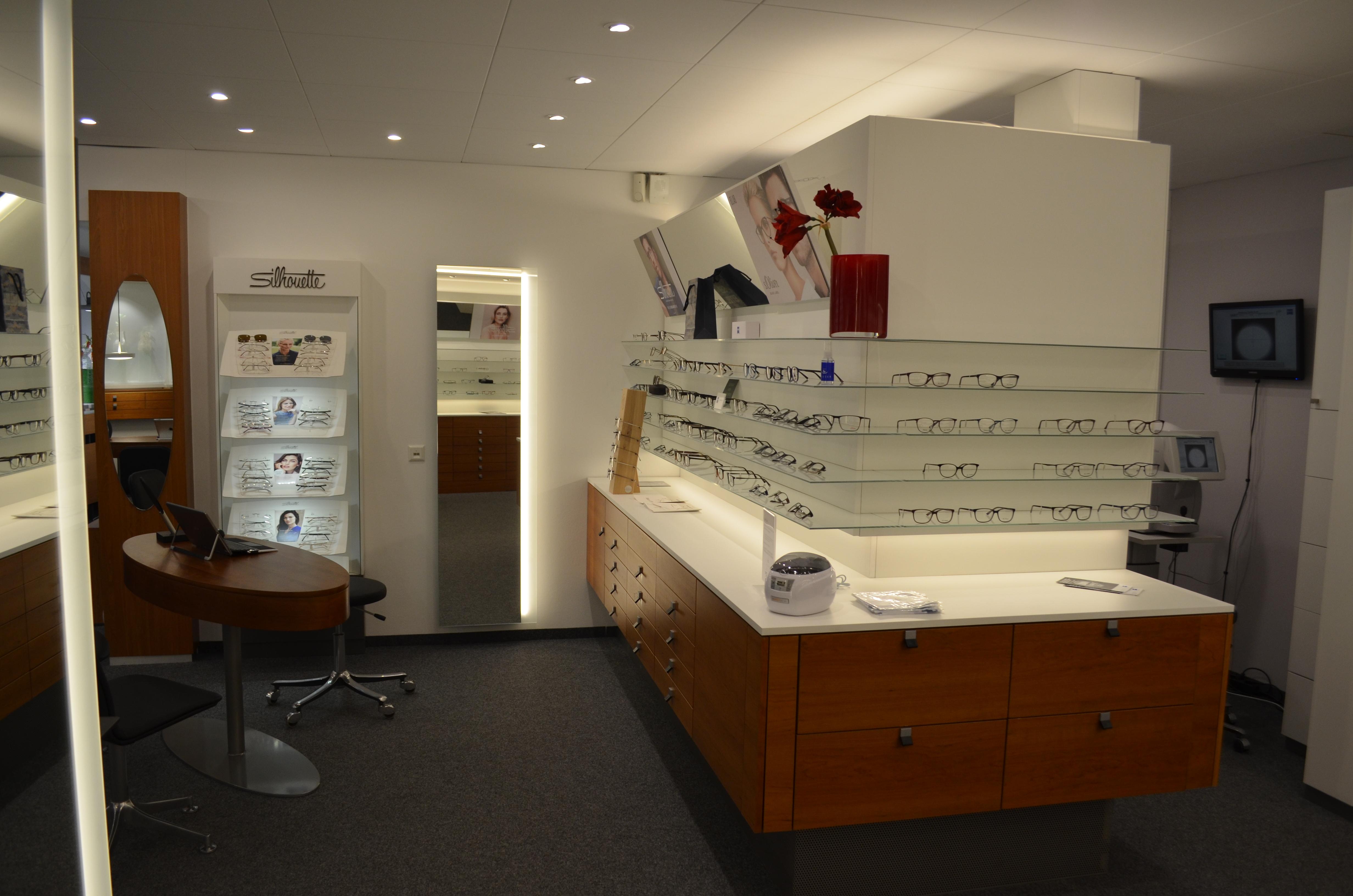 Optiker Ladengeschäft