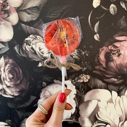 Gourmet Lollipop: GRAPEFRUIT ROSE (cocktail)