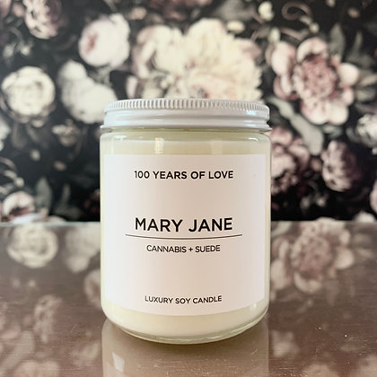 Soy Candle: MARY JANE