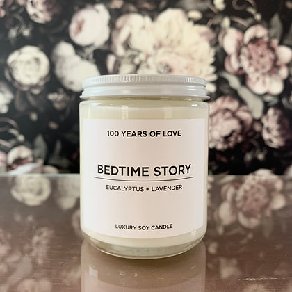 Soy Candle: BEDTIME STORY