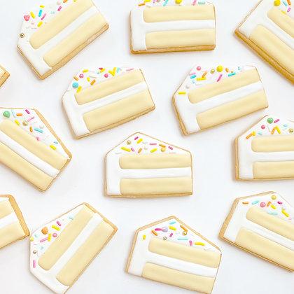Cake Slice (6pc)