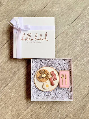 """Cookies for Breakfast"" Mother's Day Gift Box"