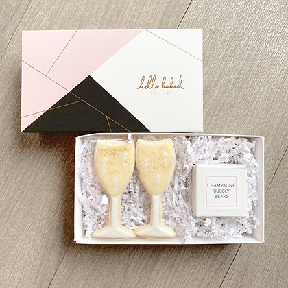 Pop the Bubbly! Gift Set