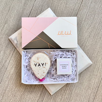 Birthday Candy & Cookie Gift Set