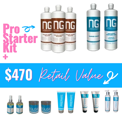 Spray Tanning Start Up Package