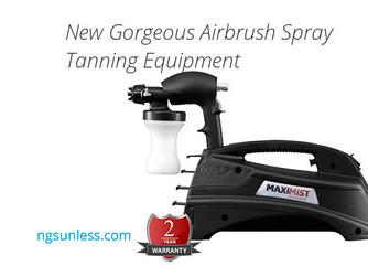 New Gorgeous Airbrush Tanning Equipment