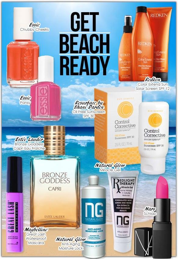 Get Beach Ready