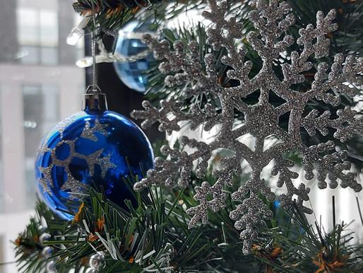 Świąteczny Newsletter - narodowa kwarantanna i przerwa w zajęciach