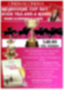 Melbourne Cup Luncheon Poster_Pink Red_F