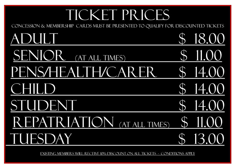 NEW Ticket Prices Signage_FEBRUARY 2021.