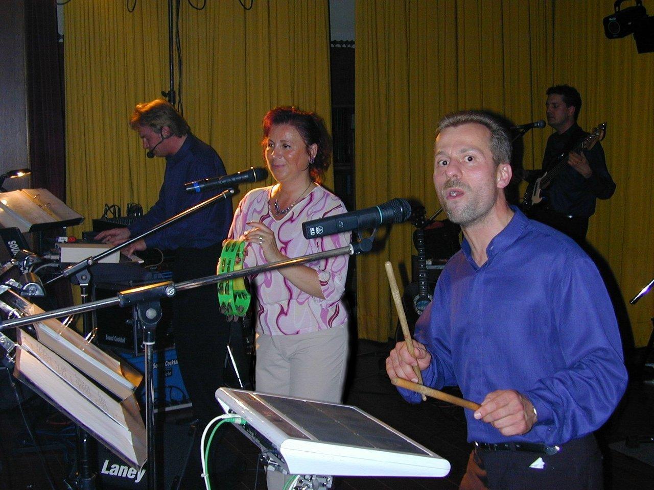 Brühl Tanz in den Mail 2005