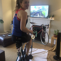 All set up on Zwift