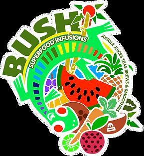 BUSHI SuperFood Infusions logo