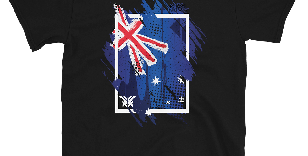 N00blet Australia Wildfire Relief Short-Sleeve Unisex T-Shirt