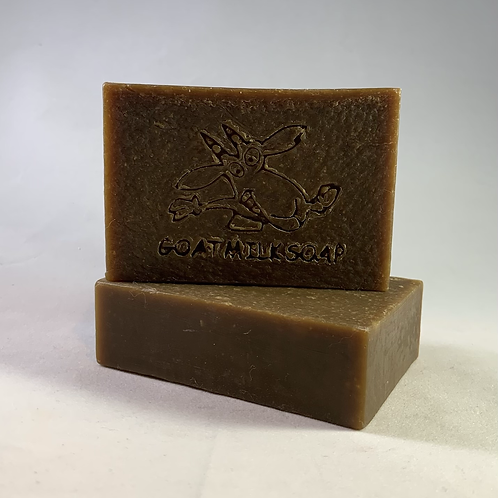 GRUNT GOAT Pine Tar & Goat Milk Soap