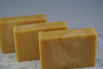 PROJECT ORANGE Luxury Goat Milk Soap