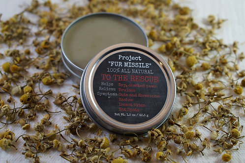 TO THE RESCUE First Aid Salve