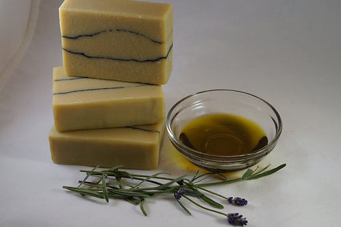 420 CALIBER Luxury Goat Milk Soap - Lavender E.O.
