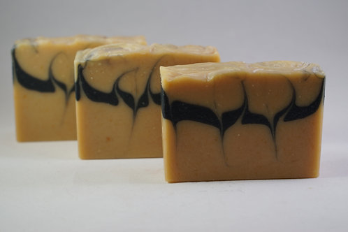 """MORSE CODE""  Luxury Goat Milk Soap"