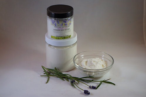 CEASE FIRE Lavender Body Butter