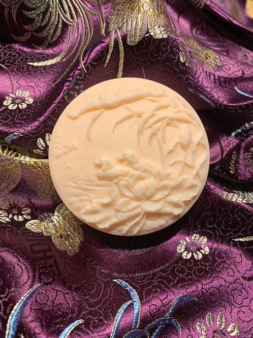MANDARIN ORANGE Goat Milk Soap