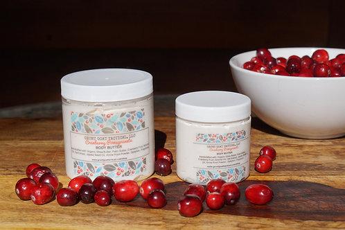 Cranberry Pomegranate Body Butter