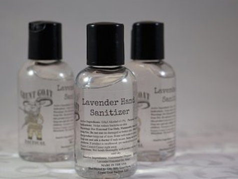 "RANGE ESSENTIALS ""LAVENDER"" Hand Sanitizer"