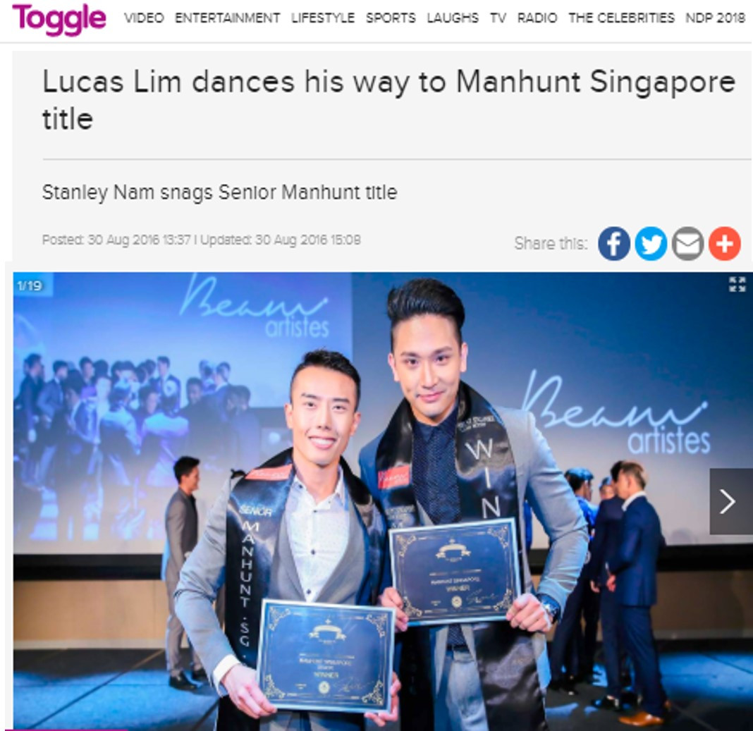 Toggle News - Manhunt Winner Feature
