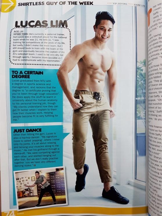 8 Days Magazine Feature