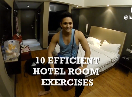 10 Efficient Hotel Room Exercises