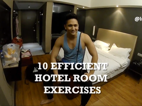 10 Efficient Hotel Room Exercises