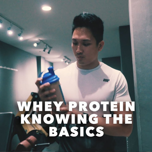 WHEY PROTEIN: Knowing The Basics