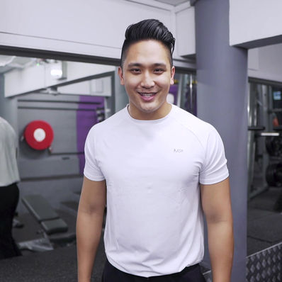 Personal Trainer - Lucas Introduction