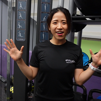 Personal Trainer - Eunsang Introduction